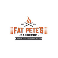 Fat Petes BBQ Logo