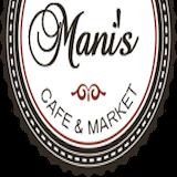 Mani's Cafe & Market Lcc Logo