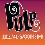 Pulp Juice & Smoothie Bar Logo