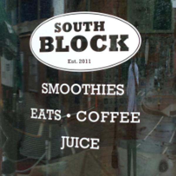 South Block (Clarendon) Logo