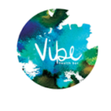 Vibe Health Bar - Broadway Logo