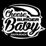 Cheeseburger Baby South Beach Logo