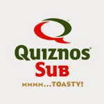 Quiznos - The Park Shops Logo