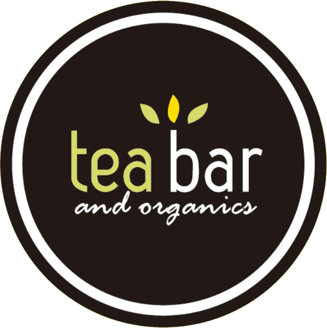 Tea Bar and Organics - Rice Village Logo