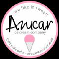 Azucar Ice Cream Company Logo