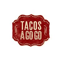 Tacos A Go Go - Heights Logo