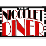 The Nicollet Diner Logo