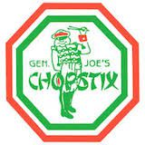 General Joe's Chopstix - Montrose Logo