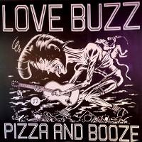 Love Buzz Pizza Pub Logo