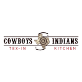Cowboys and Indians Tex-In Kitchen Logo