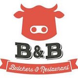 B&B Butchers & Restaurant Logo