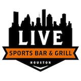 Live Sports Bar & Grill Logo