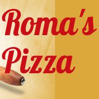 Romas Pizza Logo