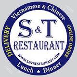 S & T Restaurant Logo