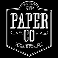 Paper Co. Cafe Logo