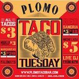 Plomo Tequila & Taco Bar Logo
