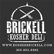 Brickell Kosher Deli Logo