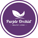 Purple Orchid Logo