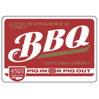 4505 Burgers and BBQ Logo