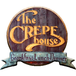 The Crepe House on Polk Logo