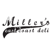 Miller's East Coast Delicatessen Logo
