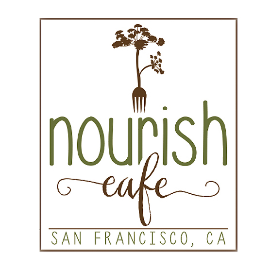 Nourish Cafe - Hyde Logo