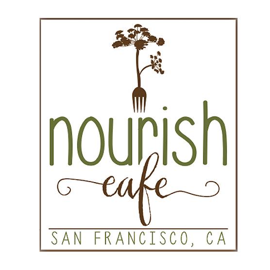 Nourish Cafe Logo