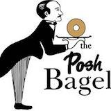 The Posh Bagel - Irving Street Logo