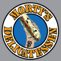 Morty's Delicatessen Logo