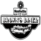 Brown's Diner Logo