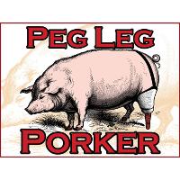 Peg Leg Porker (The Gulch) Logo