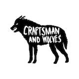 The Den - a Café by Craftsman and Wolves Logo