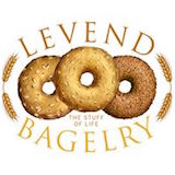 Levend Bagelry (100 Hanover St) Logo