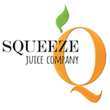 Squeeze Juice - Downtown Logo