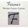 Fiouna's Persian Fusion Cuisine Logo