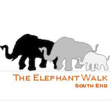 The Elephant Walk Logo