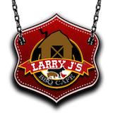 Larry J's BBQ Cafe Logo