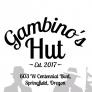 Gambinos Hut Logo