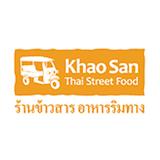 Khao San (Bethany) Logo
