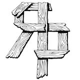 River Pig Saloon (Portland) Logo
