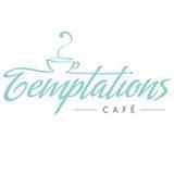 Temptations Cafe Logo