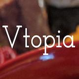 Vtopia Cheese Shop & Deli Logo