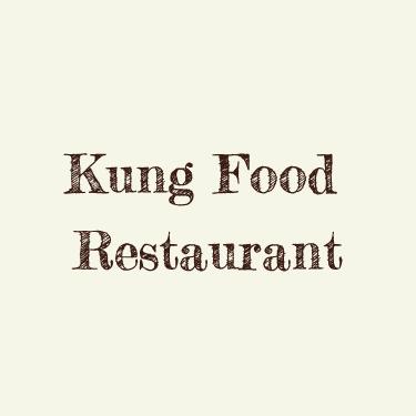Kung Food Restaurant Logo