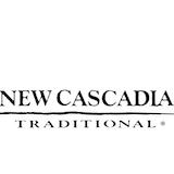New Cascadia Traditional Logo