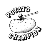 Potato Champion At The Row Logo