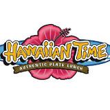 Hawaiian Time Logo