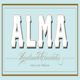 Alma Chocolate Logo