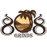 808 Grinds @ Gigantic Brewery Logo