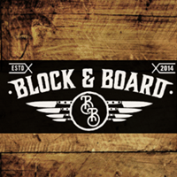 Block & Board Logo