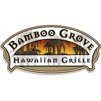 Bamboo Grove Hawaiian Grille Logo